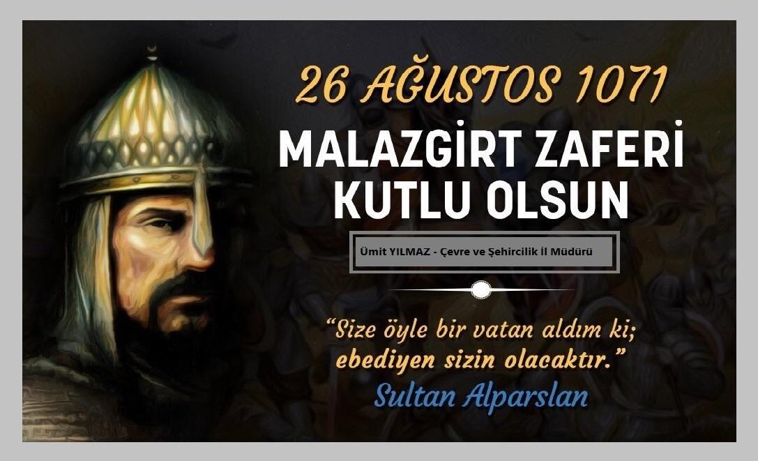 26 Ağustos Malazgirt Zaferinin 950. Yıl Dönümü