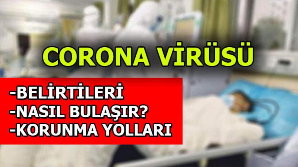 Coronavirüs(Covid-19)  Hakkında Bilmemiz Gerekenler