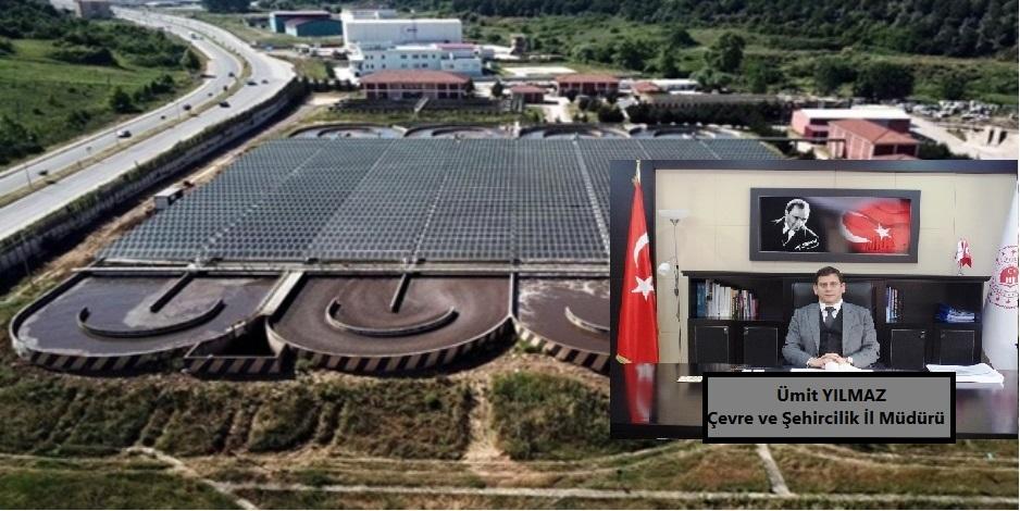 İlimizde Faaliyet Gösteren Atıksu Arıtma Tesislerine  Enerji Teşviği Verildi.