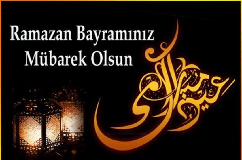 Ramazan Bayramı Tebrik Mesajı
