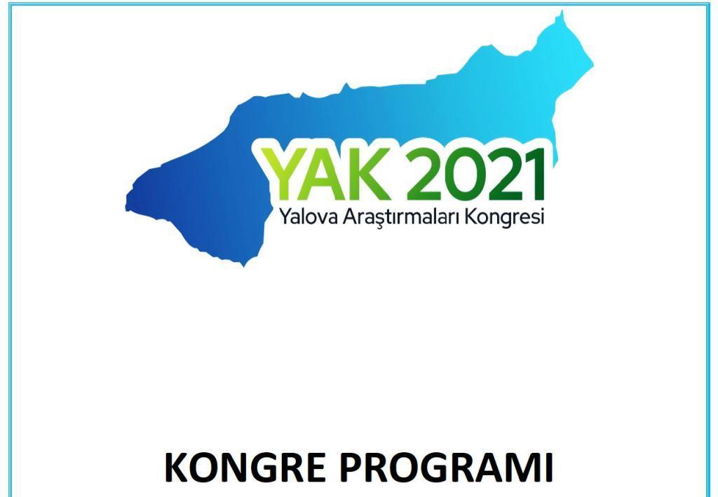 YAK 2021 Yalova Araştırmaları Kongresi
