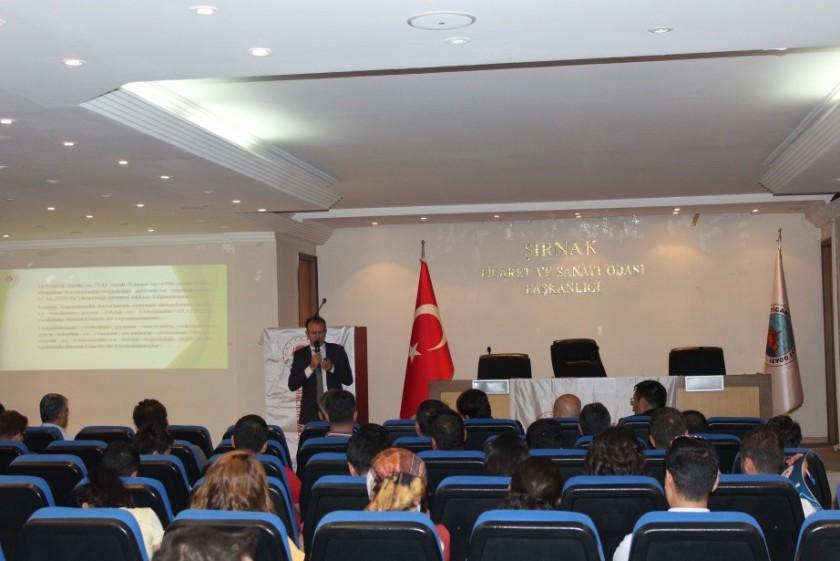 ARTVİN ve ŞIRNAK'TA YAPI DENETİM SİSTEMİ BÖLGESEL EĞİTİMİ YAPILDI