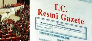 İSKAN KANUNU'NDA DEĞİŞİKLİK