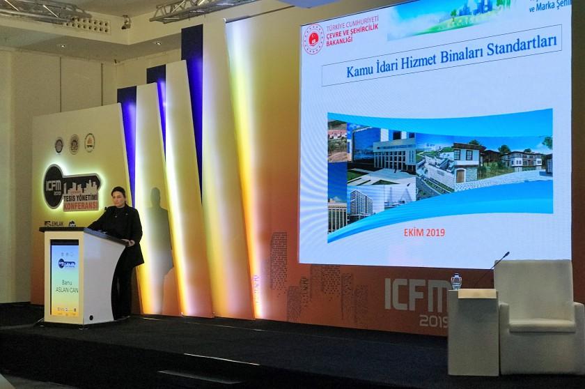 ULUSLARARASI TESİS YÖNETİMİ KONFERANSI (ICFM 2019)