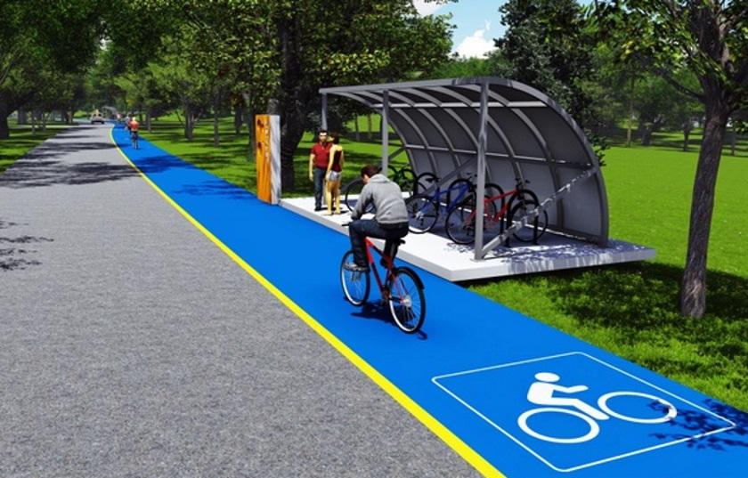 Bisiklet Yolu, Yeşil Yürüyüş Yolu ve Çevre Dostu Sokak Projelerine Finansal Destek Sağlanması