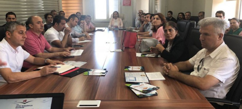 İlimizdeki Belediyelere 'İMAR BARIŞI' anlatıldı