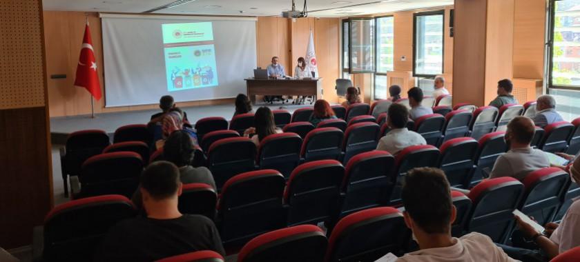 Zonguldak İli Sıfır Atık Yönetim Planı Hazırlama Komisyonu Toplantısı