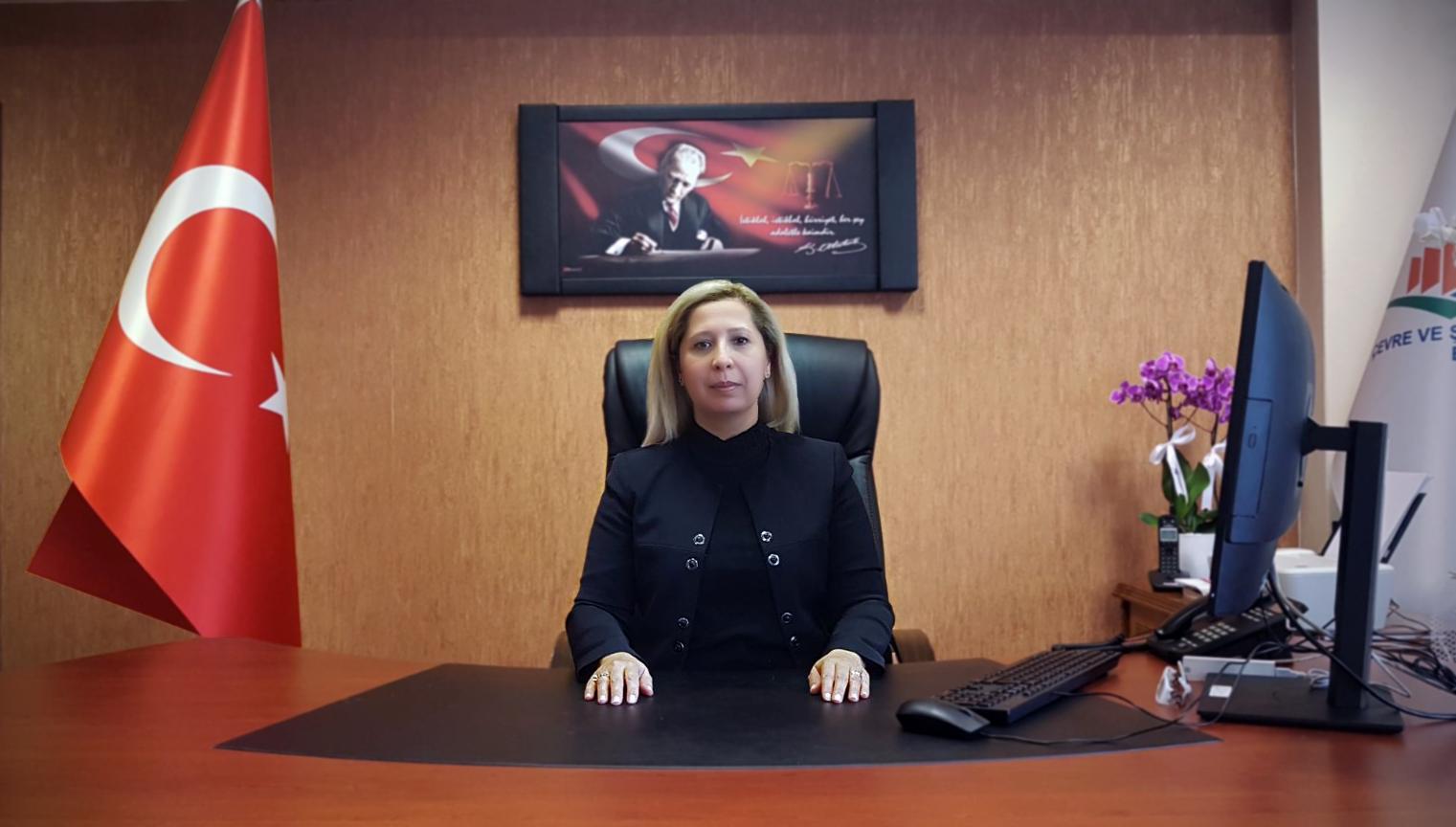 İl Müdürümüz Pelin Ayşe YAĞIZ 18.04.2018 itibariyle görevine başlamıştır.
