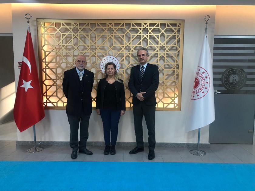 Karabük TVK Bölge Komisyonu Toplandı